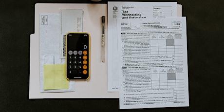 Danish Tax System - Informational Seminar tickets