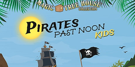 Summer Stage Kids Session 1 (Magic Treehouse: Pirates Past Noon) tickets