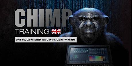 Chimp Training EN @UK office - BEGINNERS turn  into ADVANCED  tickets