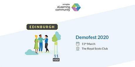 Omniplex eLearning Community: Demofest 2020 tickets