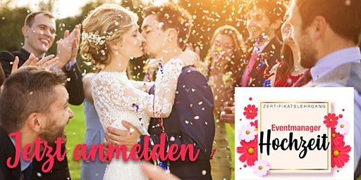 Eventmanager Hochzeit IHK