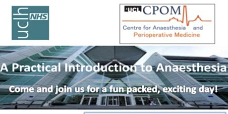 A Practical Introduction to Anaesthesia  tickets
