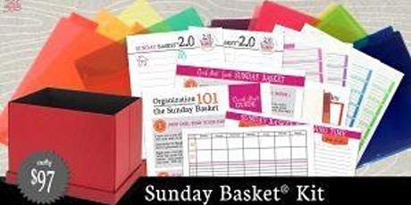 SUPER Sunday Basket Workshop - March 2020 tickets