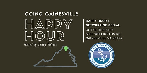 Going Gainesville Happy Hour and Networking Social at Out of the Blue