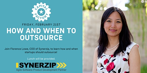 Lunch & Learn: How and When to Outsource