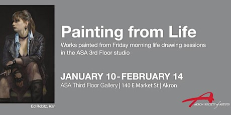 Akron Society of Artists presents Painting from Life, Jan. 10-Feb14 tickets