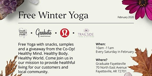 Free Winter Yoga Series