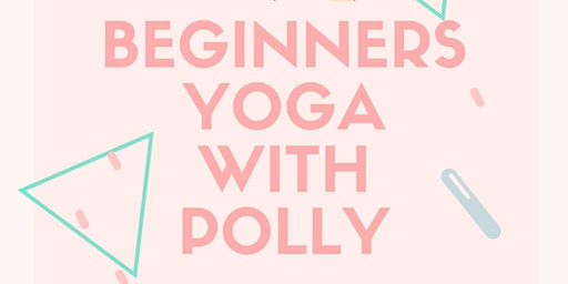 Yoga with Pollyanna