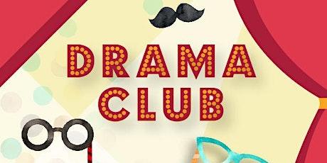 Drama Club / Club de théâtre billets