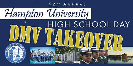 NHAA-DC Goes to Hampton! High School Day 2020 tickets