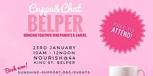 Cuppa + Chat - Belper - January