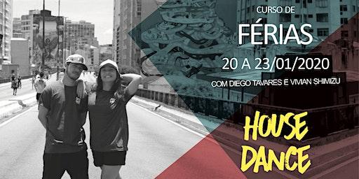 House Dance com Vivian Shimizu e Diego Tavares