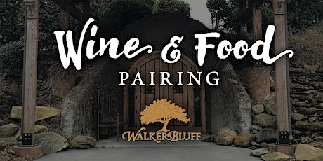 Food and Wine Pairing Event in Wine Cave tickets
