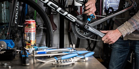 Wheelrunner Workshops - 1. deep-cleaning your bike  tickets