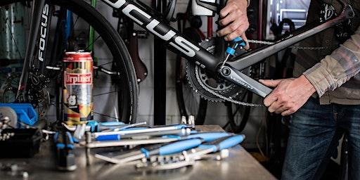 Wheelrunner Workshops - 1. deep-cleaning your bike