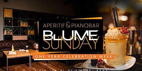 Domenica 2 Febbraio 2020 Blume - Aperitif&Music biglietti