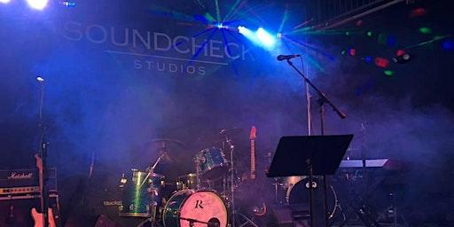 Soul Box at Soundcheck Studios