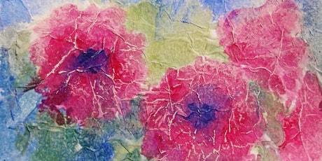 Creating Textures in Your Watercolors with Kristin Woodward tickets
