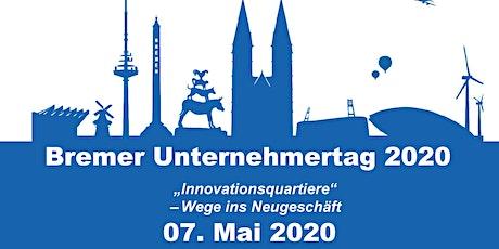 Bremer Unternehmertag 2020 Tickets