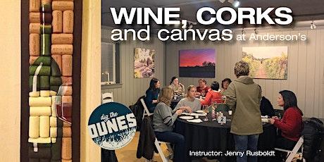 Wine Cork Class tickets
