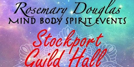 Stockport Masonic Guildhall Mind Body & Spirit Event tickets