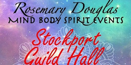 Stockport Masonic Guildhall Mind Body & Spirit Event