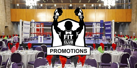 Black-Tie Boxing Dinner Show tickets