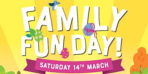 Badminton School Family Fun Day!