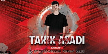 Tarik Asadi LIVE @ Livestage tickets