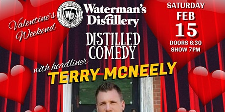 Comedy Night With Terry McNeely tickets