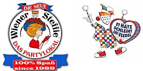 Weiberfastnacht in der NEUEN Wiener Steffie Tickets