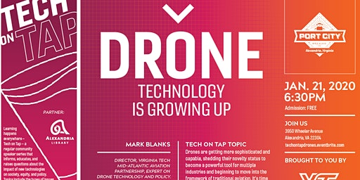 Tech on Tap: Drone technology is growing up