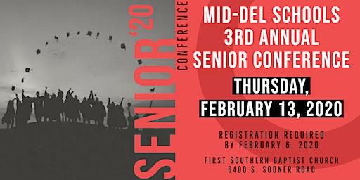 Mid-Del Schools: Senior Conference 2020