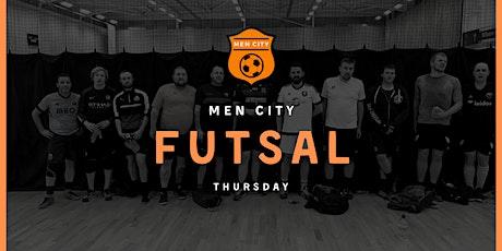 Men City   Thursday Night Futsal tickets