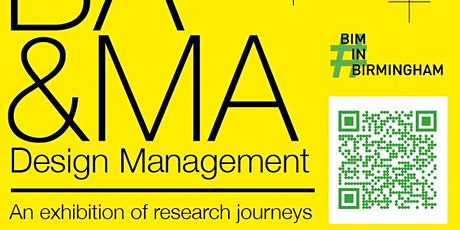 Design Management | An exhibition of Research Journeys tickets