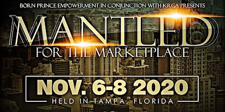Mantled for the Marketplace - The Emergence tickets