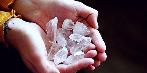 Spiritual Development with Crystals