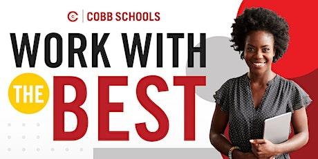 Cobb County Job Fair tickets