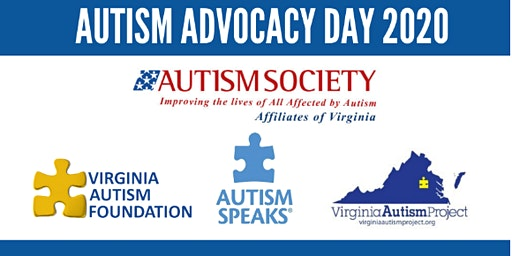 Autism Advocacy Day 2020 @ the General Assembly