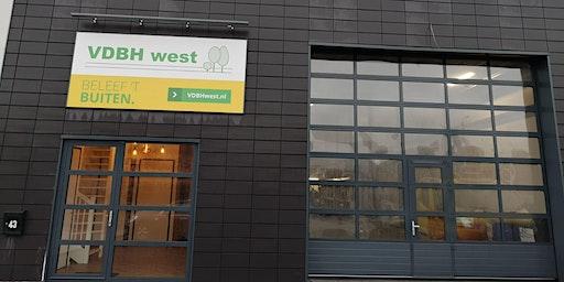 Opening VDBH WEST BV te Stolwijk
