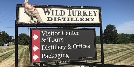 Bourbon Trail Trip--Woodford Reserve, Wild Turkey,  Four Roses tickets