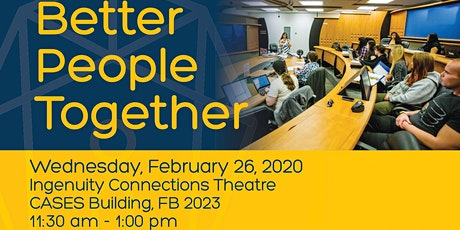 Better People Together tickets