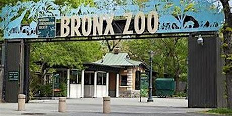 Bronx Zoo Bus Trip tickets