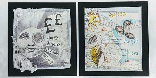 Dream Handkerchief Image Transfer Workshop