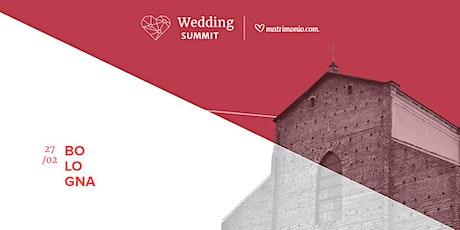 Wedding Summit Bologna 2020 biglietti