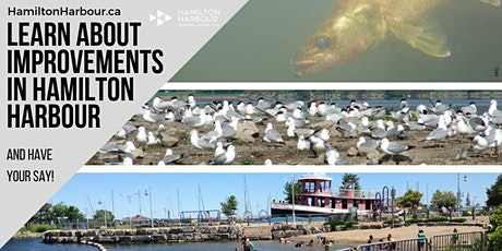 Hamilton Harbour Remedial Action Plan Public Forum Meeting #3 tickets