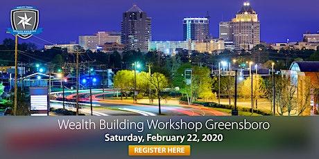 Wealth Building Workshop - Greensboro, NC tickets
