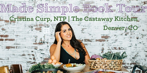 Made Simple Book Tour | Cristina Curp in conversation with Caroline Fausel