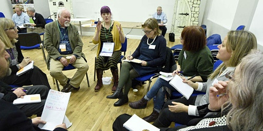 Community ownership workshop for intermediary organisations