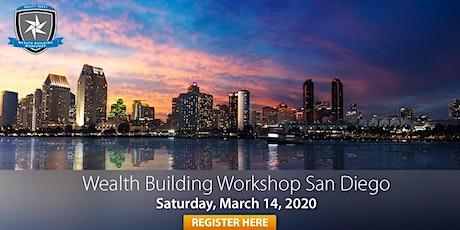 Wealth Building Workshop - San Diego, CA tickets